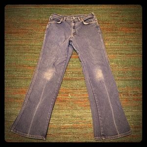 80's/90's vintage Lee Riders boot-cut jeans